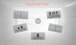 Religion Meal Project
