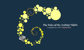 The Tales of the Arabian Nights