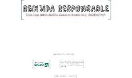 REICIBIDA RESPONSABLE