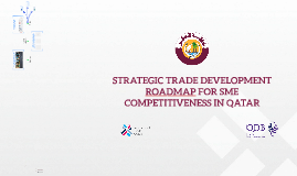 Strategic Trade Development Roadmap - Qatar