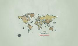 Copy of Francophonie