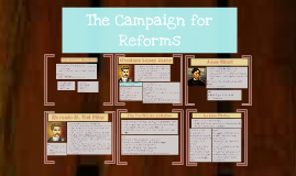 Copy of The Campaign for Reforms (1882-1892)