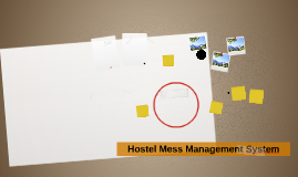 Hostel Mess Management System