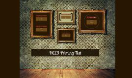HCE9 Priming Test