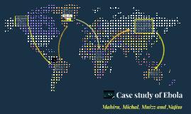 Case study of Ebola