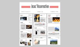 Unit 6: Jesus' Resurrection