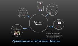 Conceptos basicos final