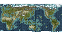 First Period World Map