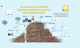 Copy of The Journey From a Kid With Learning and Attention Issues to a Best-Selling Author