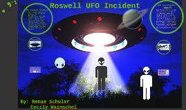 Copy of Roswell UFO incident