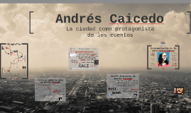 Andrés Caicedo