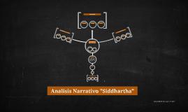 "Analisis Narrativo ""Siddhartha"""