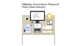 Philippine Government Supports Video Game Industry
