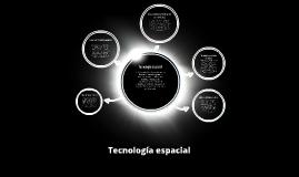 Tecnología espacial