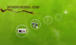 MUNDO RURAL .COM
