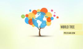 World tree Prezi template