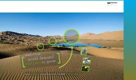3D Backgrounds - Freshwater Shortage