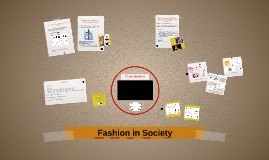 Fashion in Society