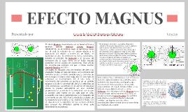 Copy of EFECTO MAGNUS