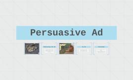 Persuasive Ad