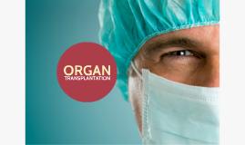 Copy of Organtransplantation