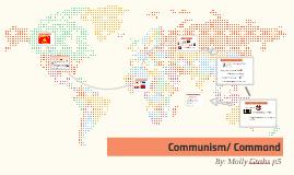 Copy of Command/Communism