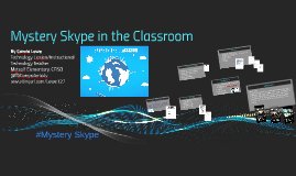 Mystery Skype in the Classroom