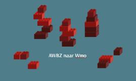 AWBZ naar Wmo