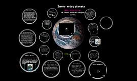 Žemė - mūsų planeta