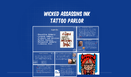 Wicked assassins ink