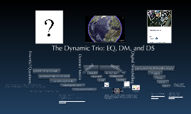 The Dynamic Trio: Essential Questions, Dynamic Media, and Digital Storytelling