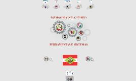 FERRAMENTAS E SISTEMAS - SC