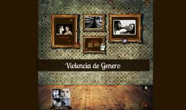 Copy of Violencia de Genero
