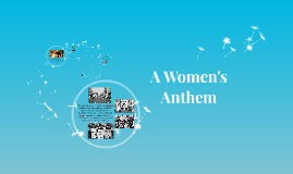 A Women's Anthem
