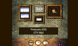 Promoción 2013