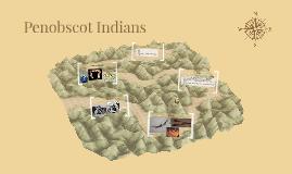 Penobscot Indians