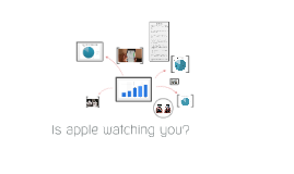 is apple watching you?