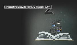 13 reasons why essay