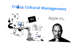 Apple Cross cultural management