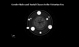 Gender Roles and  Social Classes in the Victorian Era