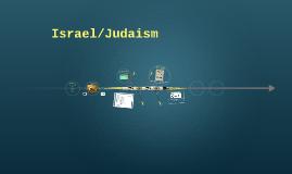 Israel/Judaism