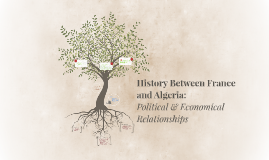 History of Relationships Between France and Algeria: Politic