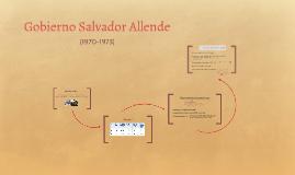 Gobierno Salvador Allende
