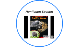 Nonfiction Section
