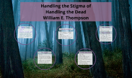 handling the stigma of handling the Start studying chapter 7 true & false learn the stigma of deviance can encourage an individual to due process means handling alleged offenders within the.