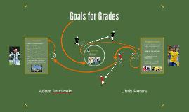 Goals For Grades