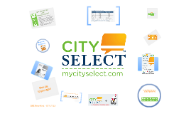 Copy of City Select