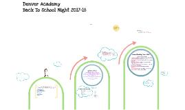 Copy of Denver Academy
