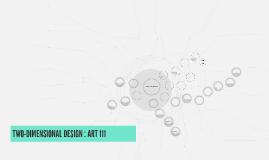 CHAPTER 1: DESIGN PROCESS