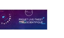 Live tweeter une conférence scientifique avec des lycéens de